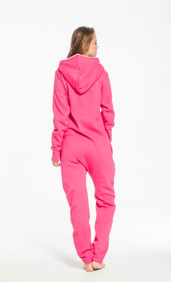 Onesie Jumpsuit Rose