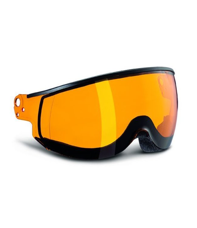 Kask Visor Piuma Orange