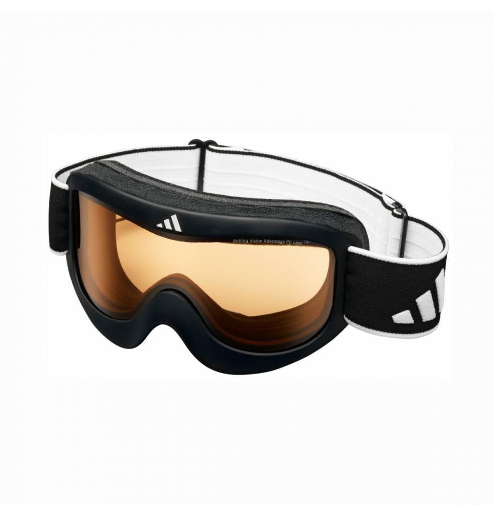 Pinner Skibril Glanzend Zwart-LST Bright