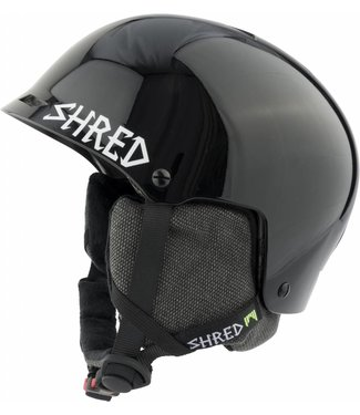 SHRED Half Brain D-lux black Blackout