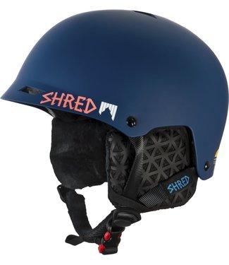SHRED Half Brain D-Lux Grab - Navy