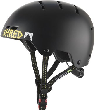 SHRED Bumper Walnuts Light - Black