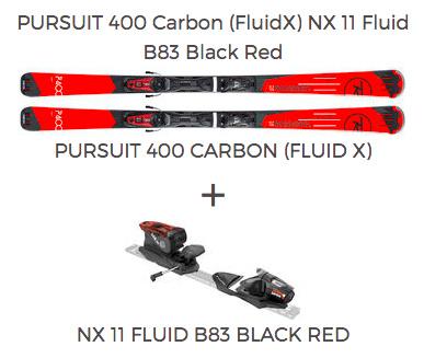 Pursuit 400 Carbon - FLUID X