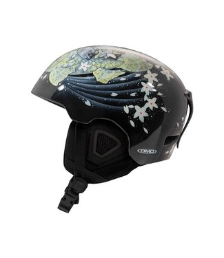 DMD Geisha - In-mold skihelmet Black