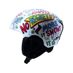 DMD No Regrets - In-mold skihelm