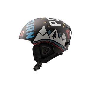 DMD Powder - In-mold skihelm Zwart