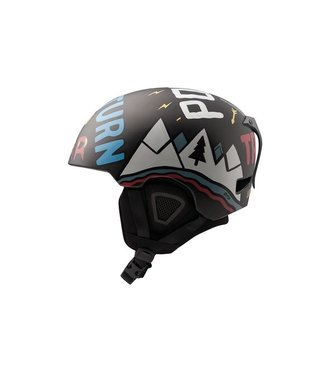 DMD Powder - In-mold ski helmet Black