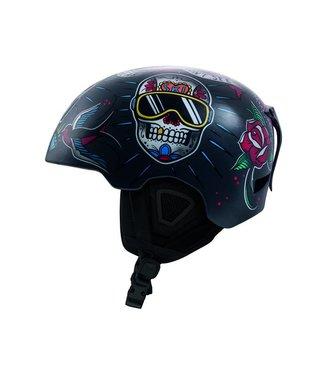 DMD Secret - In-mold ski helmet Black