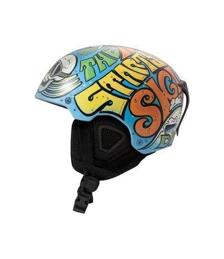 DMD Soul - In-mold ski helmet blue