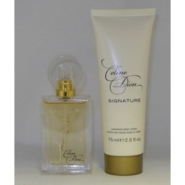 Celine Dion SIGNATURE EDT 30 ml spray cadeauset