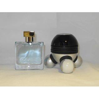 Azzaro CHROME EAU DE TOILETTE 50 ml Spray Geschenkset
