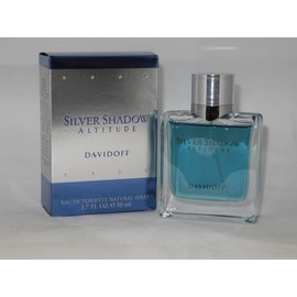 Davidoff SILVER SHADOW ALTITUDE EDT 50 ml Spray