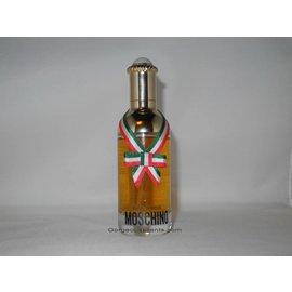Moschino MOSCHINO EDT 75 ml vapo, sans emballage