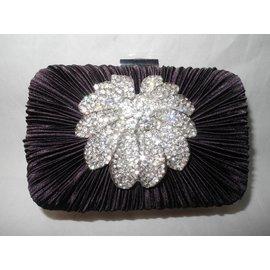 Fashion Only Abendtasche, rechteckig, schwarz