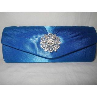 Fashion Only Abendtasche in strahlendem mit Strassornament