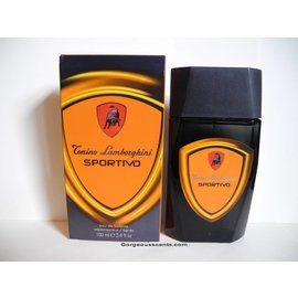 Lamborghini SPORTIVO EDT 100 ml spray