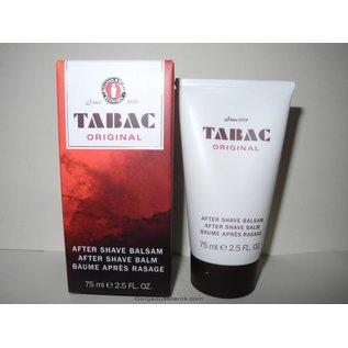Mäurer & Wirtz TABAC ORIGINAL AFTER SHAVE BALM 75 ml, nieuwe verpakking