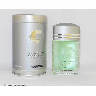 Muelhens CARRERA EAU DE TOILETTE 100 ml spray
