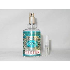 4711 Original perfume samples of 4711 Original EDC 2 ml spray