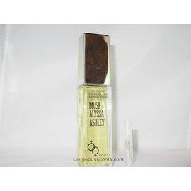 Alyssa Ashley MUSK EDT 2 ml spray fragrance sample