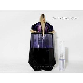 Thierry Mugler geur staaltjes van Thierry Mugler