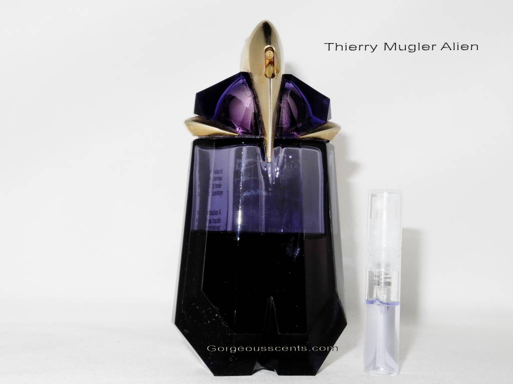 Thierry Mugler perfume samples of Thierry Mugler 2 ml spray ...