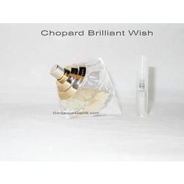 Chopard geur staaltjes van Chopard