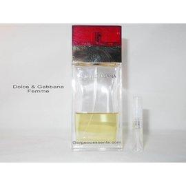 Dolce & Gabbana geur staaltjes van Dolce&Gabbana