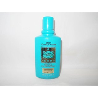 4711 Original 4711 ORIGINAL SHOWER GEL/BATH FOAM 200 ml
