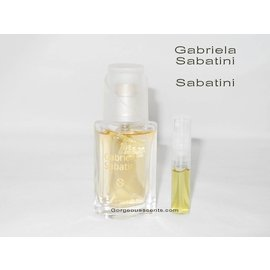 Gabriela Sabatini SABATINI EDT 2 ml geur staaltje
