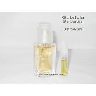 Gabriela Sabatini SABATINI EAU DE TOILETTE 2 ml Duftprobe