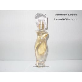 Jennifer Lopez LOVE and GLAMOUR EDP 30 ml spray, niet verpakt