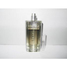 Lacoste Fragrance samples of ELEGANCE EDT 2 ml spray