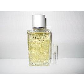 Rochas Fragrance samples of EAU DE ROCHAS HOMME EDT 2 ml spray