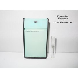 Porsche Design Fragrance samples of THE ESSENCE EDT 2 ml spray