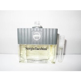 Sergio Tacchini Fragrance samples of SERGIO TACCHINI EDT 2 ml spray