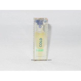 Benetton Benetton COLD EAU DE TOILETTE 5,5 ml Miniatur