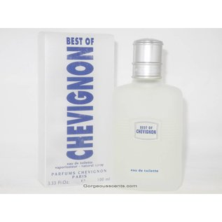 Chevignon BEST OF CHEVIGNON EAU DE TOILETTE 100 ml spray