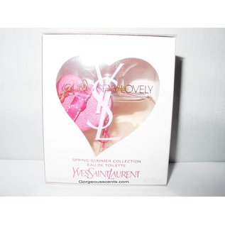 Yves St. Laurent YOUNG SEXY LOVELY EAU DE TOILETTE 50 ml spray