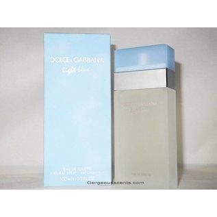 Dolce & Gabbana LIGHT BLUE EAU DE TOILETTE 100 ml Spray