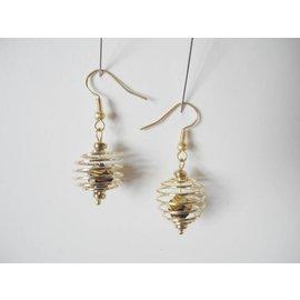UK Collection Ohrringe, goldfarben