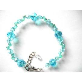 UK Collection Armbandje, blauw-turkoois