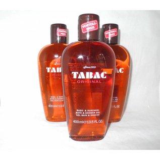 Mäurer & Wirtz TABAC ORIGINAL DUSCHGEL/BADESCHAUM 400 ml