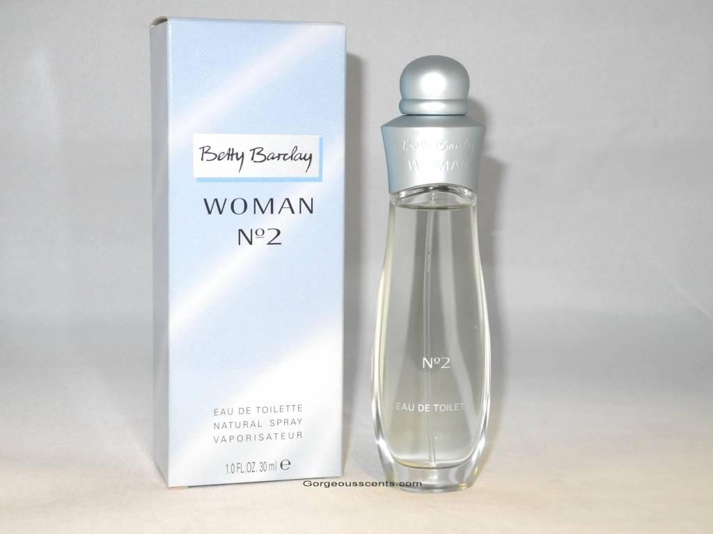 betty barclay woman n 2 eau de toilette 30 ml spray. Black Bedroom Furniture Sets. Home Design Ideas