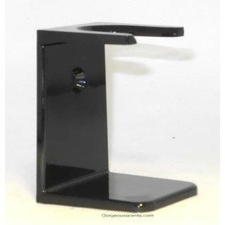 Accessoires Rasierpinsel - Halter in schwarz