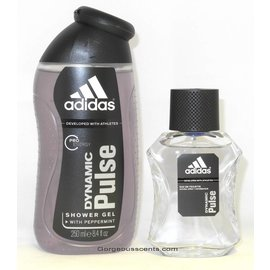 Adidas DYNAMIC PULSE EDT 50 ml Spray Geschenkset