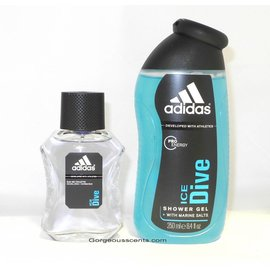 Adidas ICE DIVE EDT 50 ml Spray Geschenkset