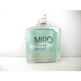 Miro HOMME SPORT EDT 100 ml Spray, unverpackt