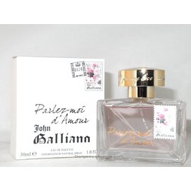 John Galliano PARLEZ-MOI D'AMOUR EDT 30 ml Spray