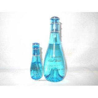 Davidoff COOL WATER WOMAN EAU DE TOILETTE 100 ml Spray Geschenkset